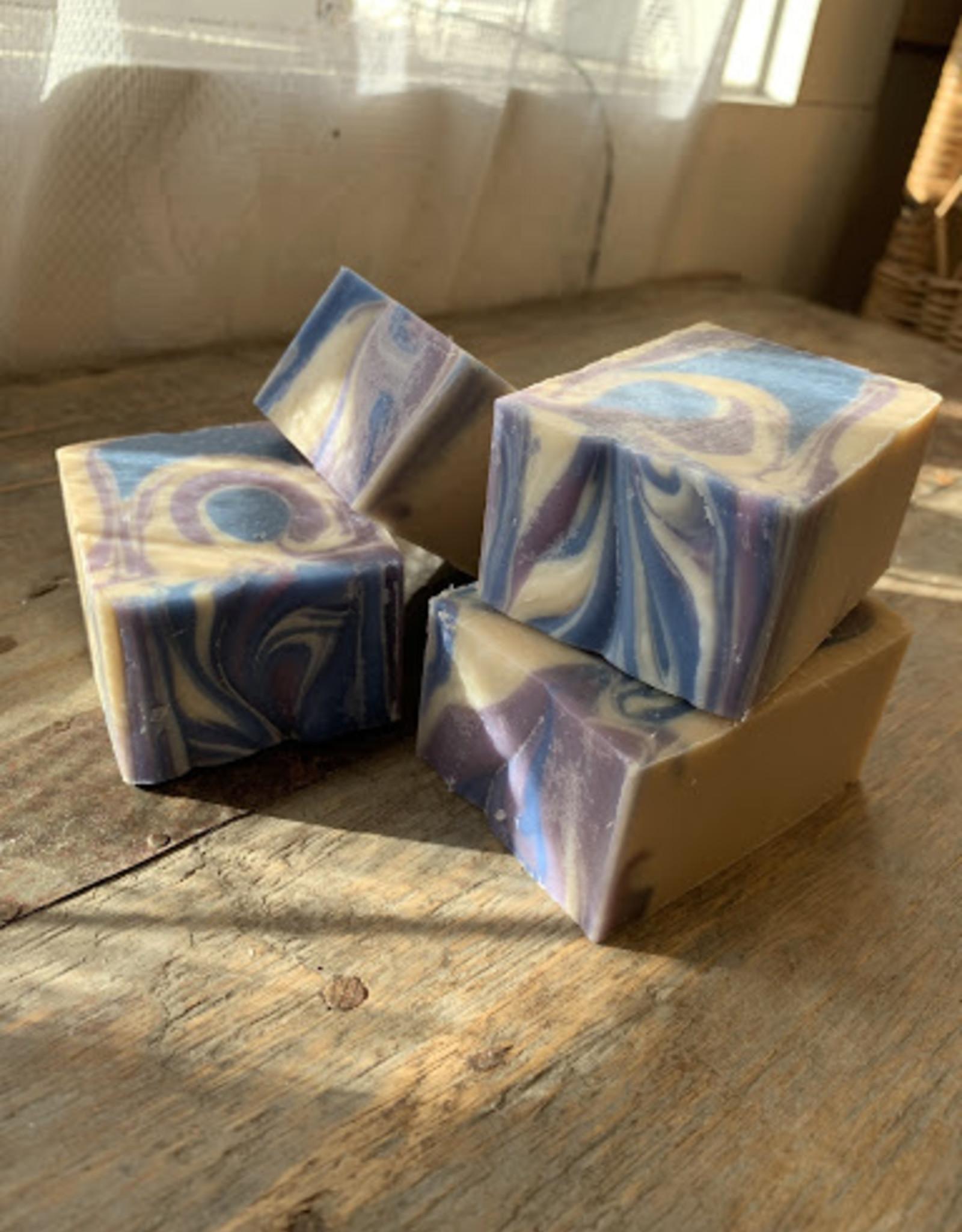 Becca Rose Goat Milk Soap: Fantasy