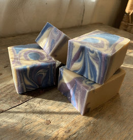 Becca Rose Goat Milk Soap: Fantasy