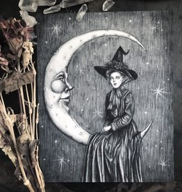 Caitlin McCarthy Art Moon Magic Print