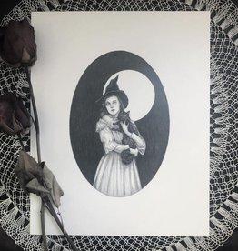 Caitlin McCarthy Art Winnie & Shadow Print