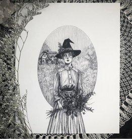 Caitlin McCarthy Art Flora Fine