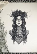 Caitlin McCarthy Art Persephone Print