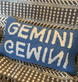 Peking Handicraft Gemini Hook Pillow
