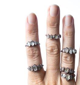 HawkHouse Multi Stone Ring