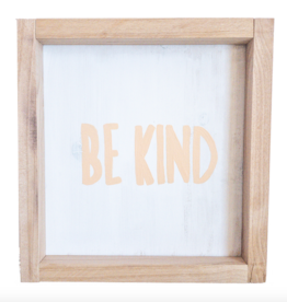 Discontinued Items Be Kind (Peach) 10x10