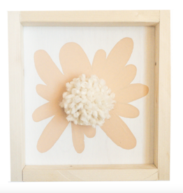 Discontinued Items Pom Pom Flower (Peach) 10x10