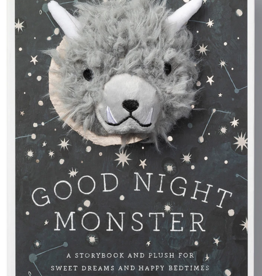 Compendium, Inc. Goodnight Monster - Storybook and Plush