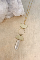 Flatwoods Fawn Just a Phase Necklace