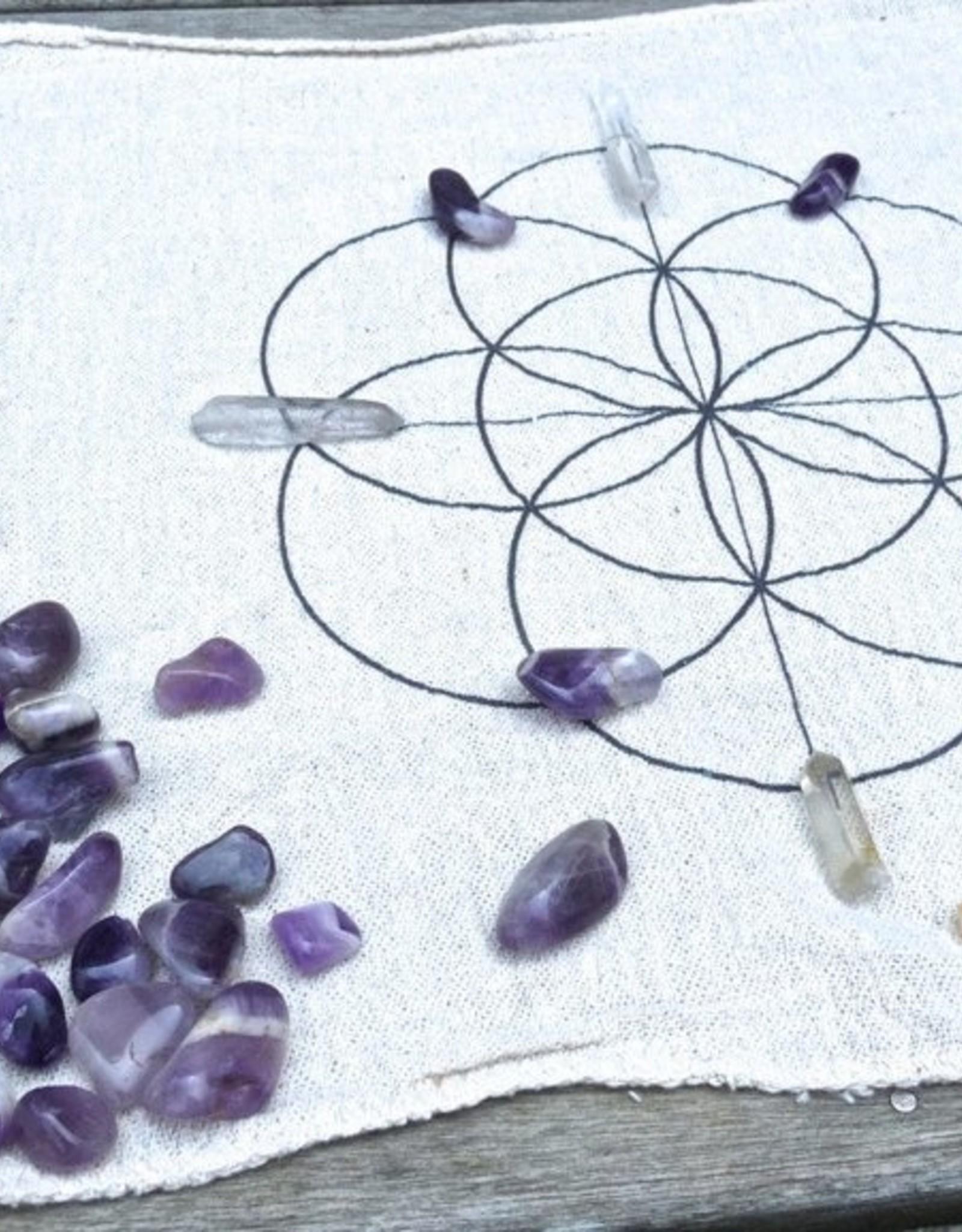Crystal Grids Crystal Grid Cloth: Seed of Life