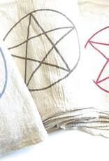 Crystal Grids Crystal Grid Cloth: Pentagram