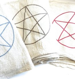 Crystal Grids Crystal Grid Cloth: Pentagram