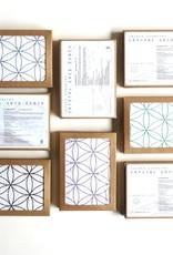 Crystal Grids Crystal Grid Cloth: Flower of Life