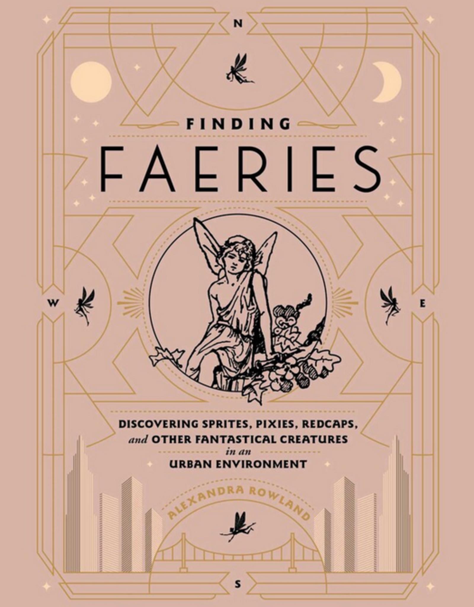 Simon & Schuster Finding Faeries