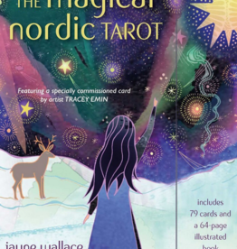 Simon & Schuster The Magical Nordic Tarot