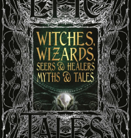 Simon & Schuster Witches, Wizards, Seers & Healers Myths & Tales