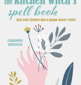 Simon & Schuster Kitchen Witch's Spell Book