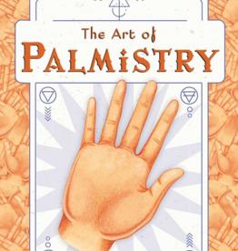 Simon & Schuster The Art of Palmistry (Mini Book)