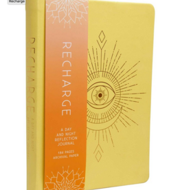 Simon & Schuster Recharge: A Day and Night Reflection Journal