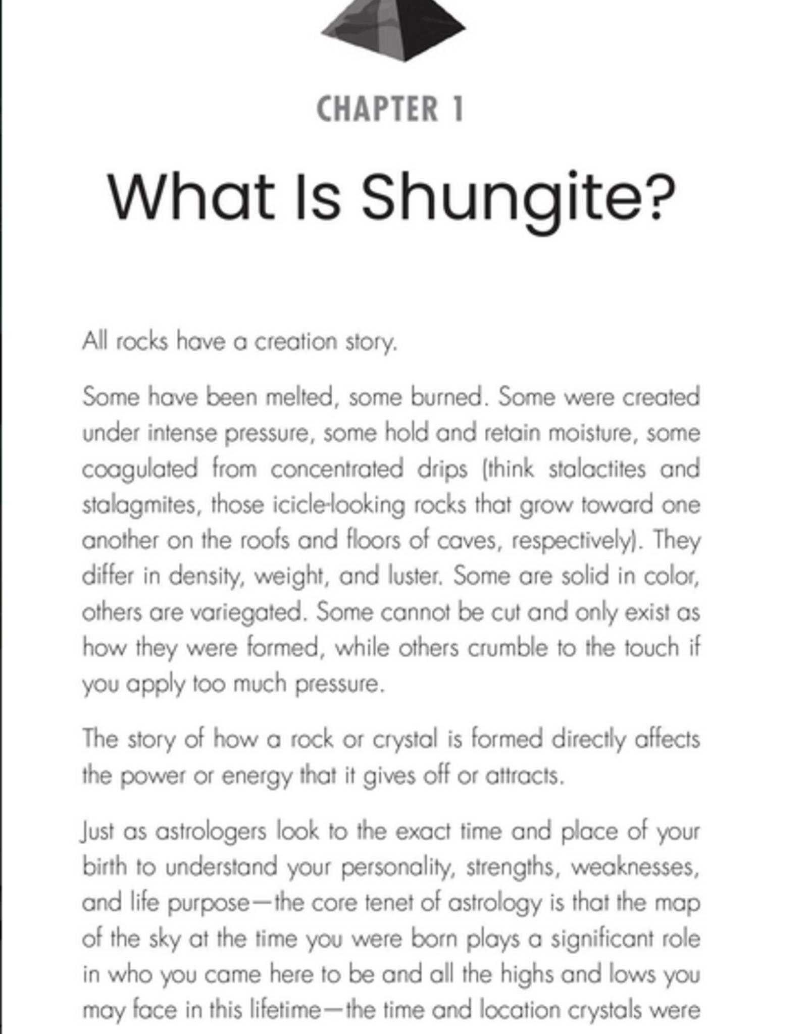 Simon & Schuster *Healing with Shungite