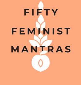 Simon & Schuster Fifty Feminist Mantras
