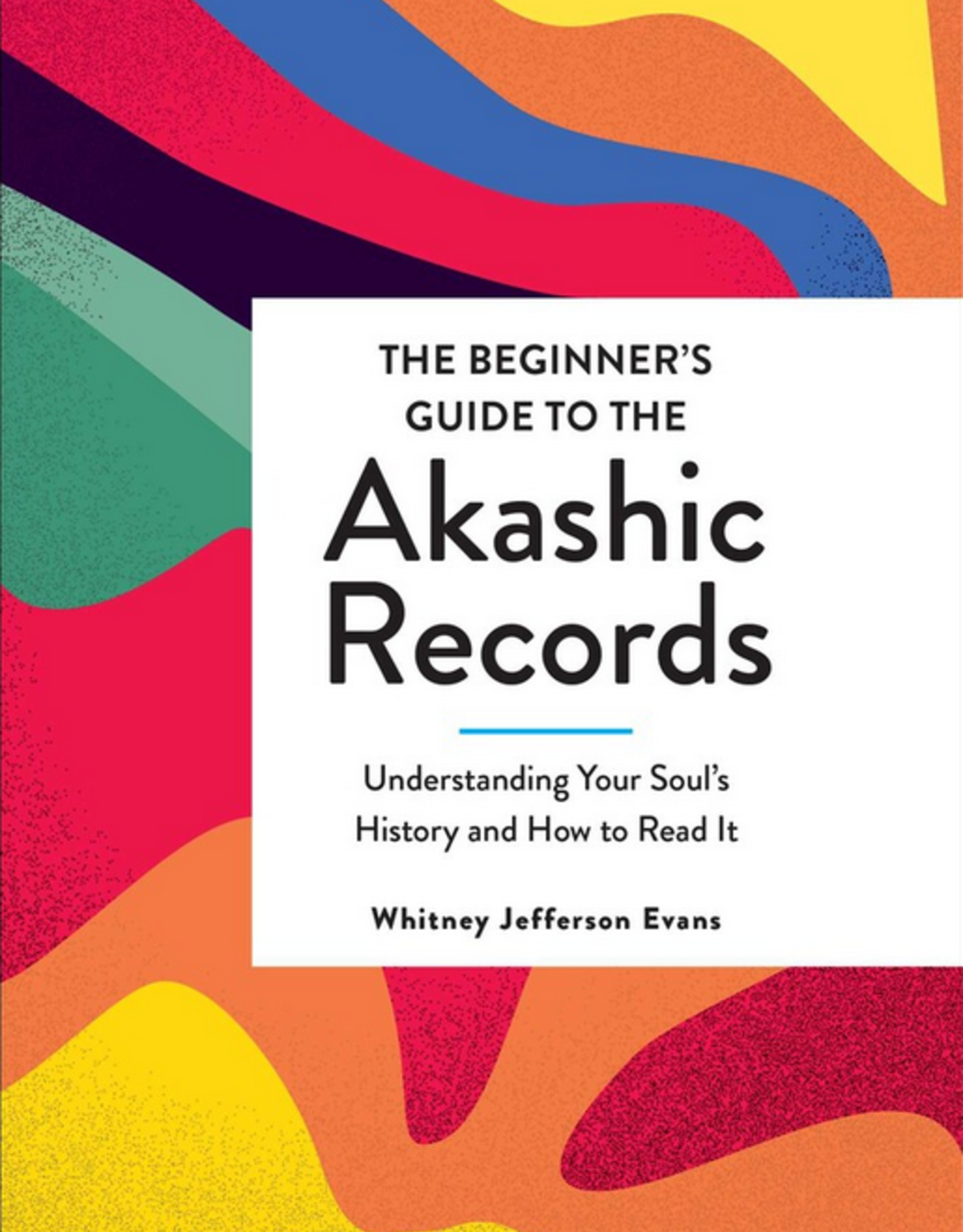 Simon & Schuster *The Beginner's Guide to the Akashic Records
