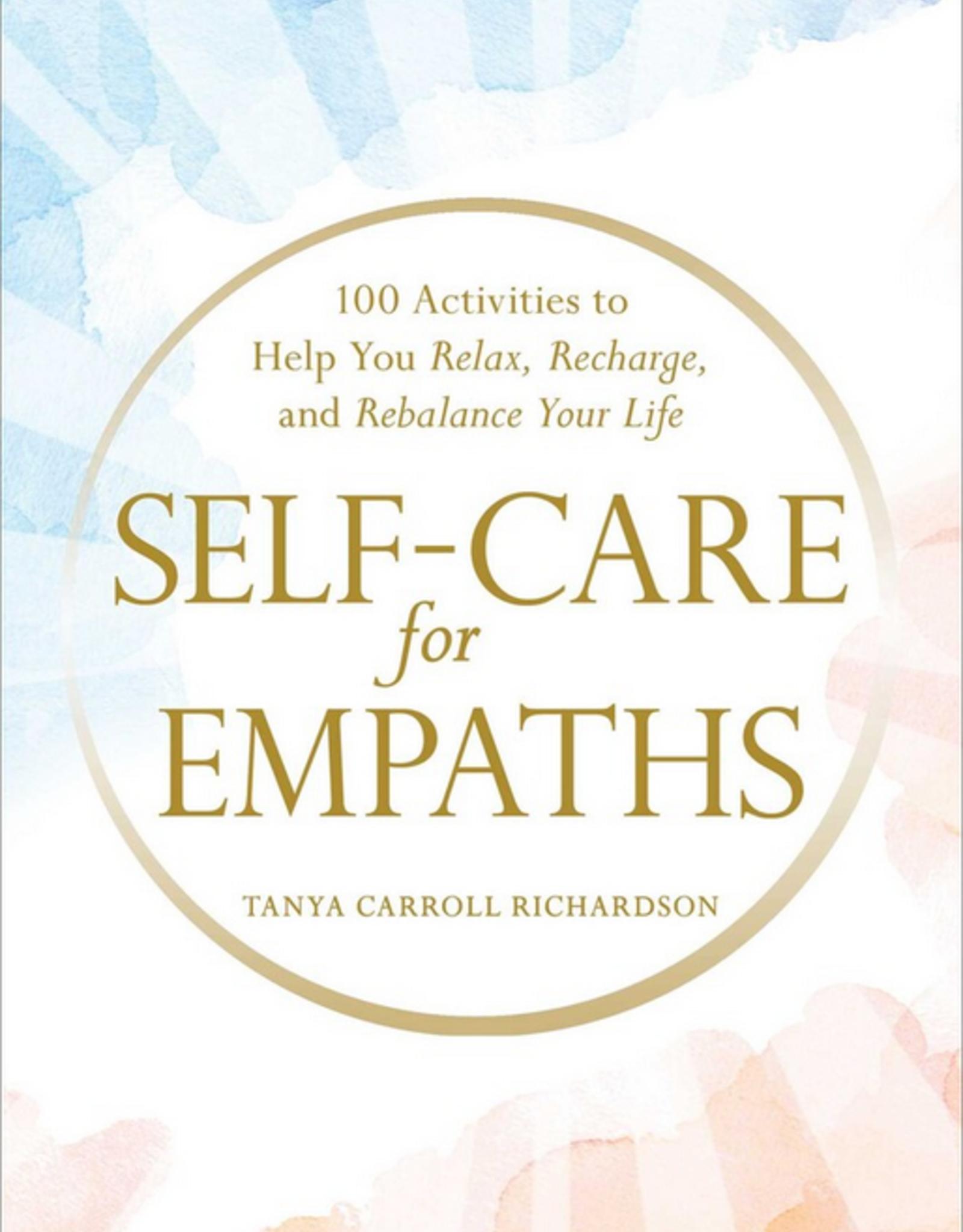 Simon & Schuster Self-Care for Empaths