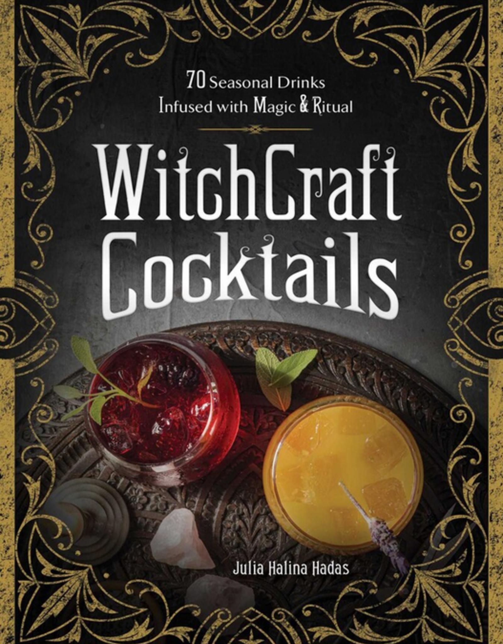 Simon & Schuster Witchcraft Cocktails
