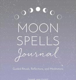 Simon & Schuster Moon Spells Journal