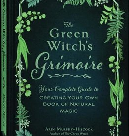 Simon & Schuster The Green Witch's Grimoire
