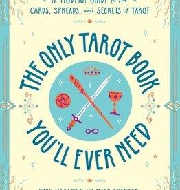 Simon & Schuster Only Tarot Book You'll Ever Need