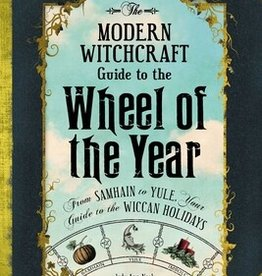 Simon & Schuster The Modern Witchcraft Guide to the Wheel of the Year