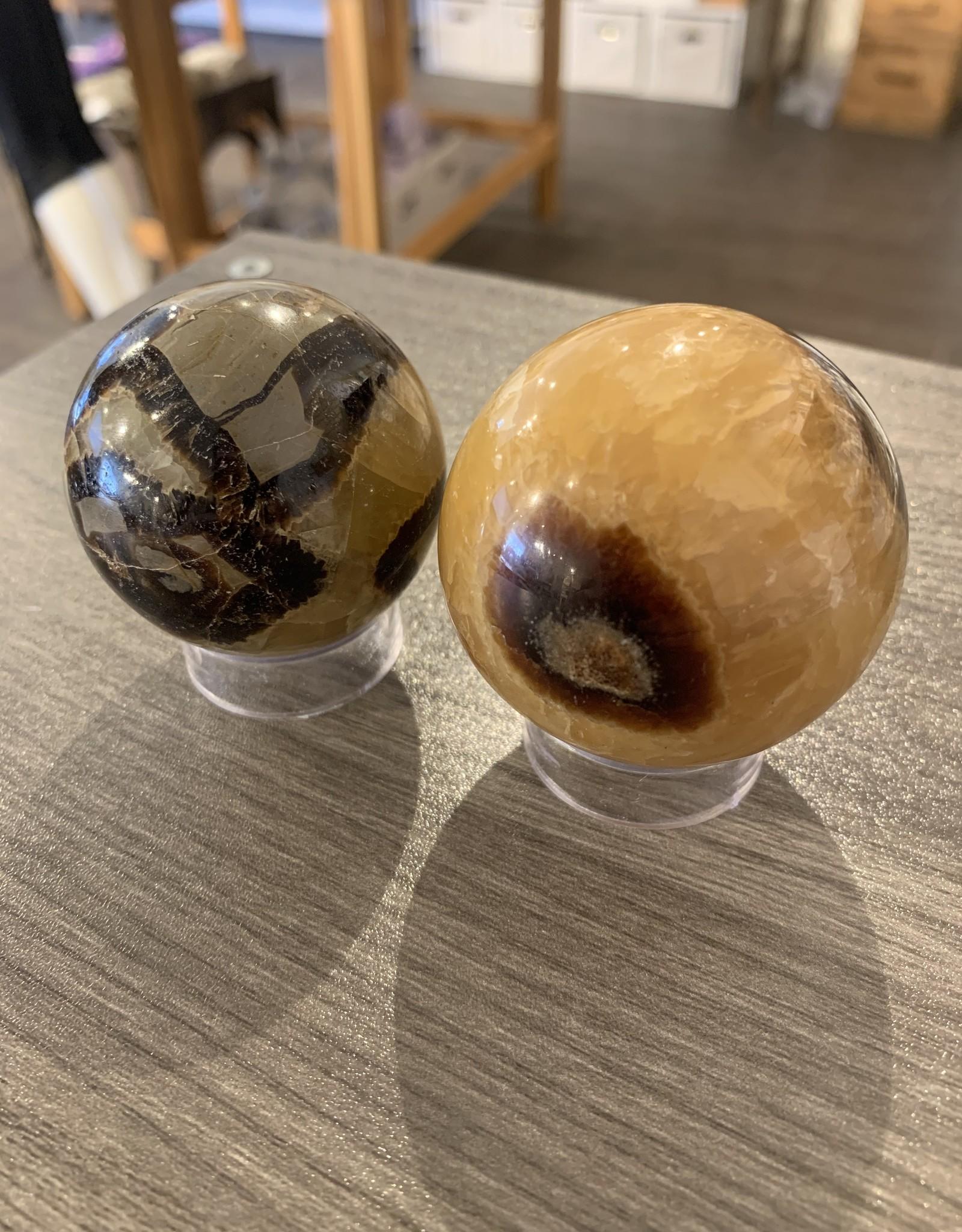 Pelham Grayson Septarian Sphere