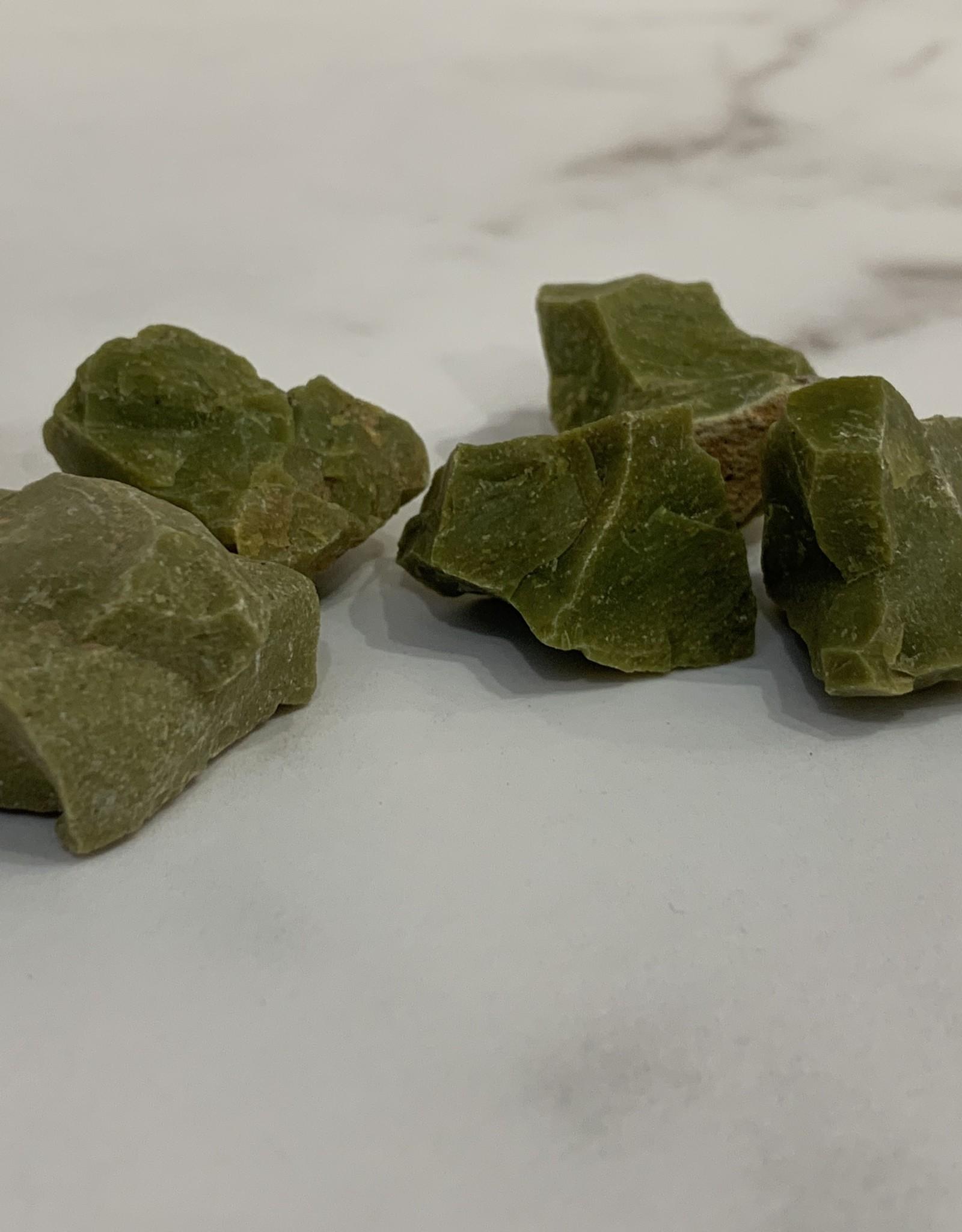 Pelham Grayson Green Opal (Rough)