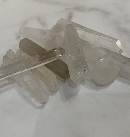 Pelham Grayson Singing Quartz Points