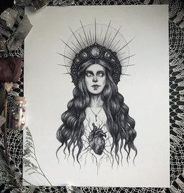 Caitlin McCarthy Art Hecate Print