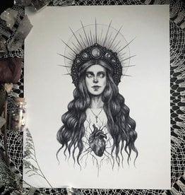 Caitlin McCarthy Art Hecate Print