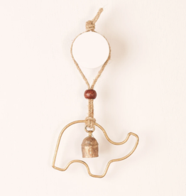Matr Boomie Air Element Bell chime - Elephant