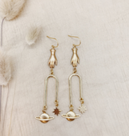 Flatwoods Fawn Magic Mobile Earrings