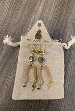 Flatwoods Fawn Elements Earrings