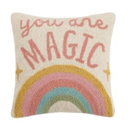 Peking Handicraft You Are Magic Hook Pillow