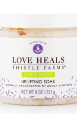 Thistle Farms Citrus Wood Uplifting Bath Soak (DC)