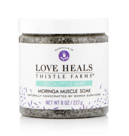 Thistle Farms Eucalyptus Mint Moringa Muscle Bath Soak