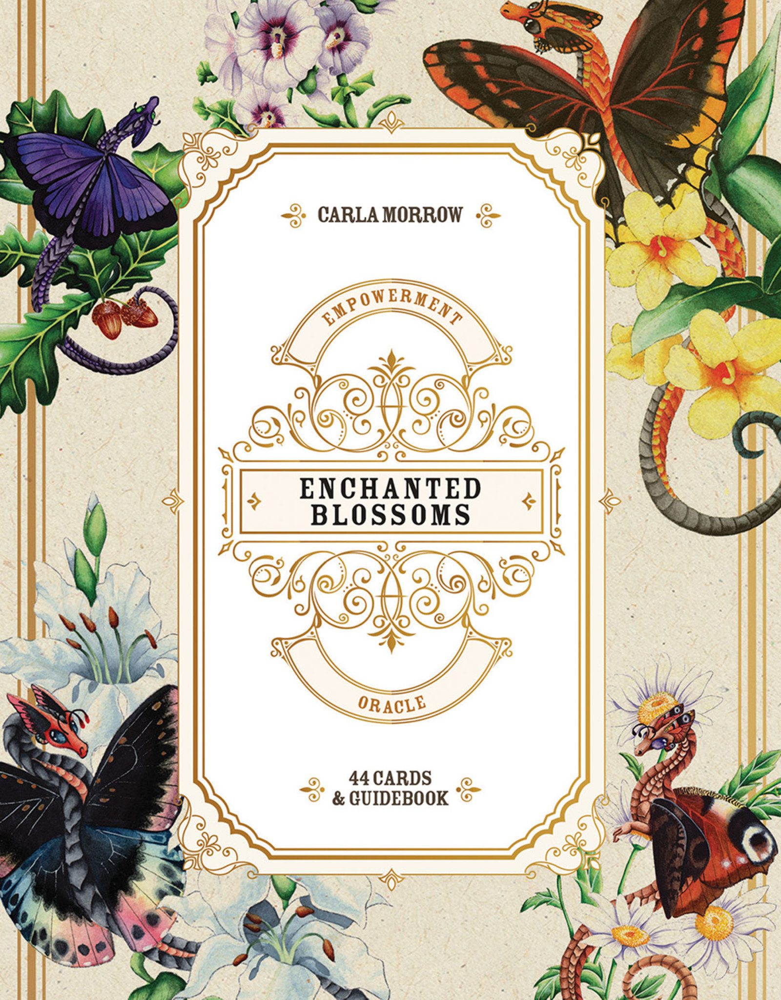 U.S. Games Systems, Inc. Enchanted Blossoms Empowerment Oracle
