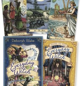 Llewelyn *Everyday Witch Tarot