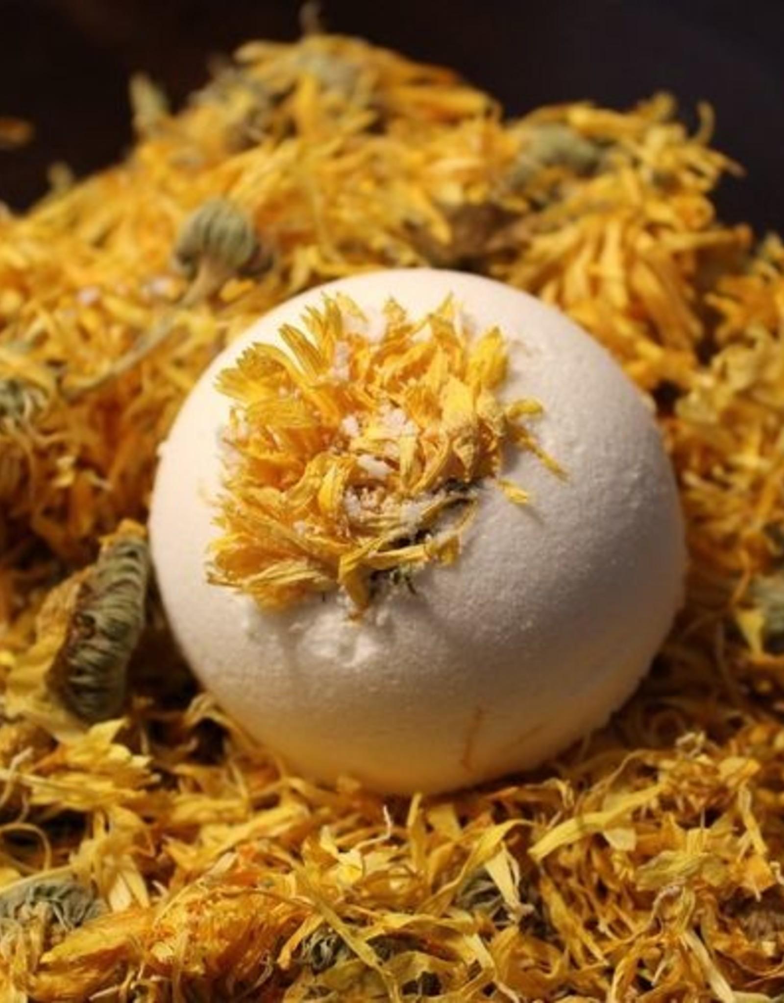 Butter Me Up Organics Organic Bath Bomb - Sick