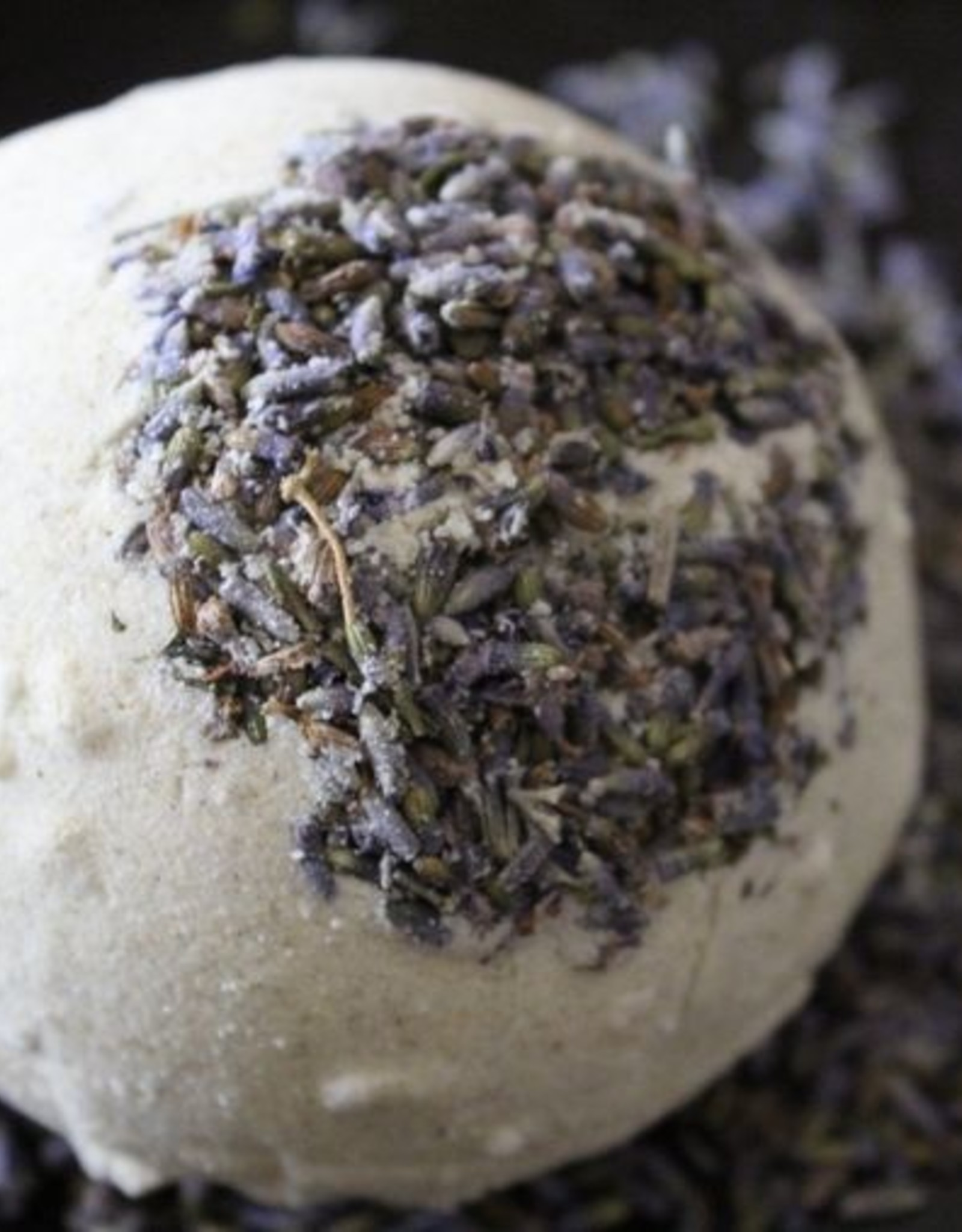 Butter Me Up Organics (DC) Lavender and Chamomile Bath Fizzie