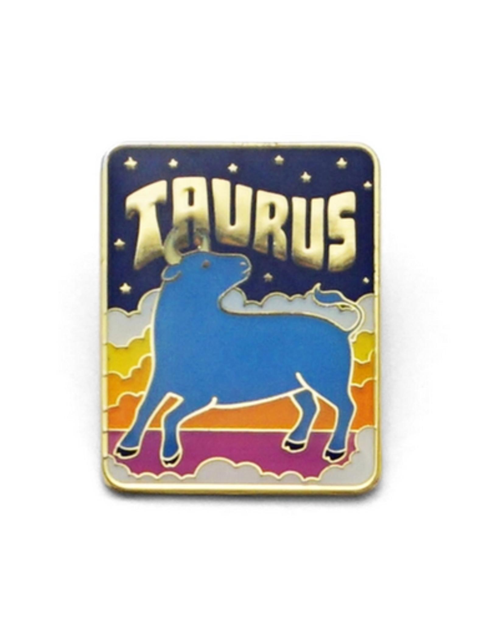 Lucky Horse Press Zodiac Enamel Pin