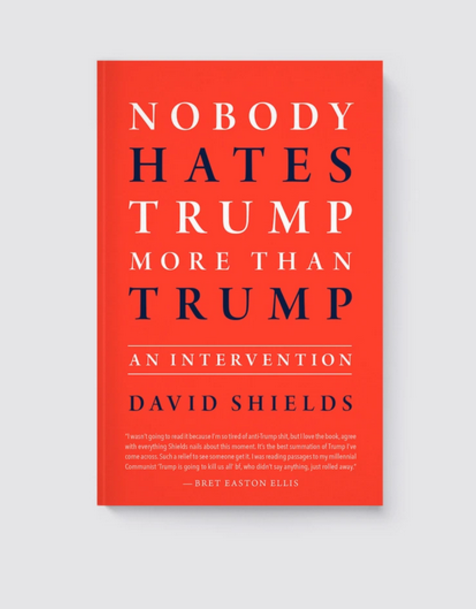 Thought Catalog *Nobody Hates Trump More Than Trump: An Intervention