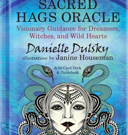 New World Library Sacred Hags Oracle