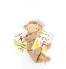Slumberkins Inc. Bigfoot Snuggler: Sunkissed